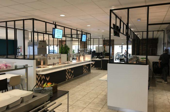 Extension d'un restaurant pour CRYOSTAR à HESINGUE (68) – 2019