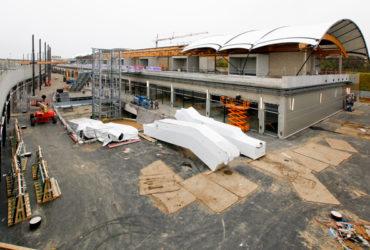 Forum Commercial à BRY Sur MARINE (94) – 2009/2010