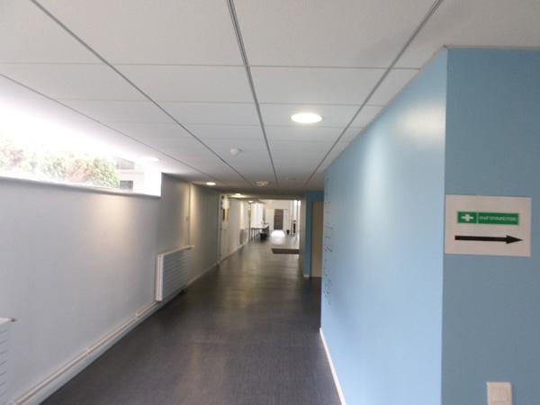 Salle Blanche & Infirmerie à NOZAY (91) – 2013/2014