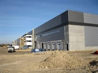 Entrepôt GEMFI à PANNES (45) – 2008/2009