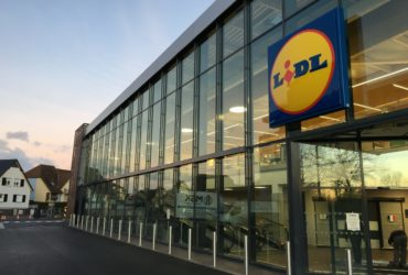 Construction d'un magasin LIDL à LINGOLSHEIM (67) – 2019