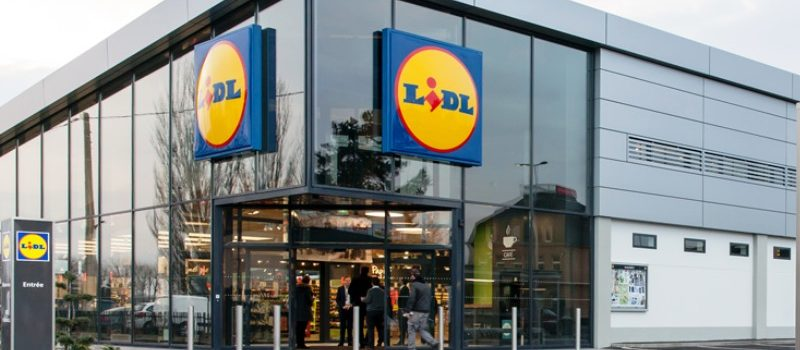 Construction d'un magasin LIDL à MUNSTER (68) – 2018