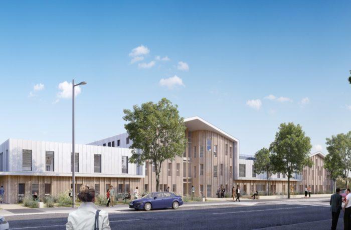 Construction de la Maison de l'Habitat et du Développement Durable à EPINAL (88) – 2020/2021